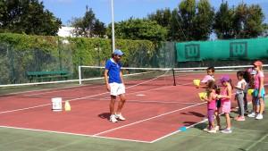 Photo Ecole de tennis 2