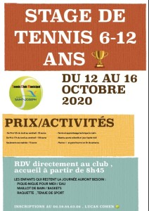StageTennisOctobre